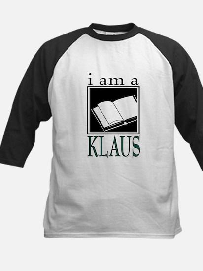 Klaus Kids Baseball Jersey