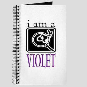 Violet Baudelaire Journal
