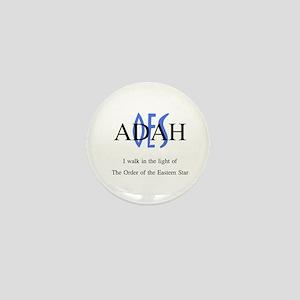 OES Adah '06-'07 Mini Button