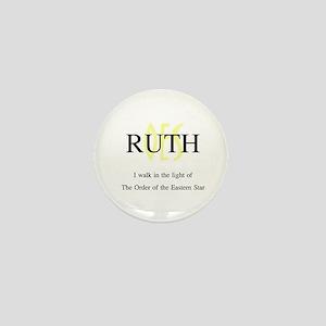 OES Ruth '06-'07 Mini Button