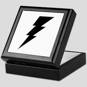 The Lightning Bolt 6 Shop Keepsake Box