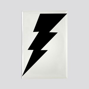 The Lightning Bolt 6 Shop Rectangle Magnet