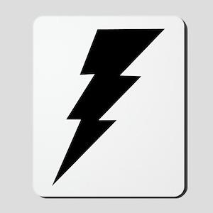 The Lightning Bolt 6 Shop Mousepad
