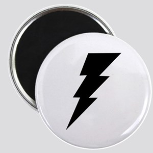 The Lightning Bolt 6 Shop Magnet