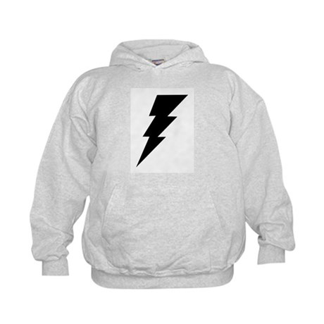 The Lightning Bolt 6 Shop Kids Hoodie