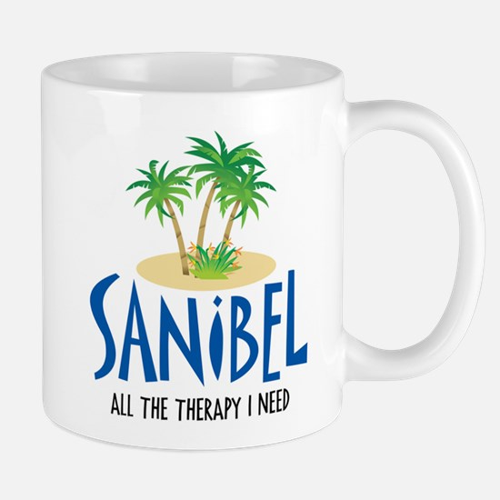 Sanibel Therapy Mug
