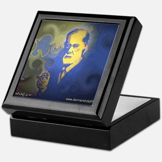 Father of Psychoanalysis Keepsake Box