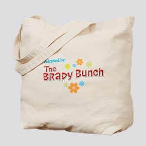 Adopted by The Brady Bunch Tote Bag