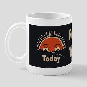 Today Register to Vote 11 oz Ceramic Mug