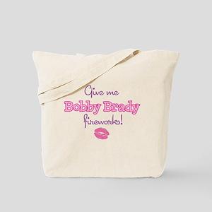 Give me Bobby Brady fireworks! Tote Bag