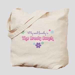 My Real Family – The Brady Bunch Tote Bag