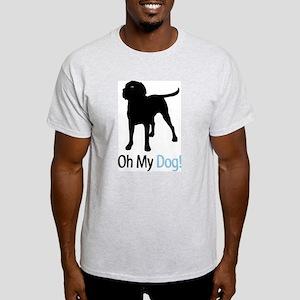 Perro de Presa Canario Ash Grey T-Shirt