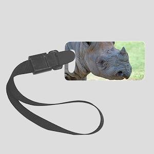 Black Rhino Small Luggage Tag