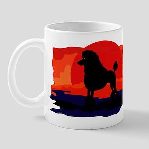 Poodle Standard Mug