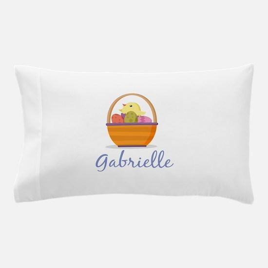 Easter Basket Gabrielle Pillow Case
