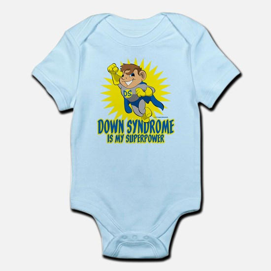 Down Syndrome Is My Superpower Body Suit