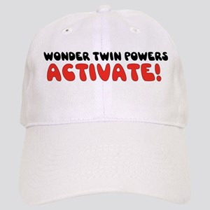 Wonder Twin Text Cap