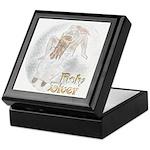 Holy Diver Keepsake Box