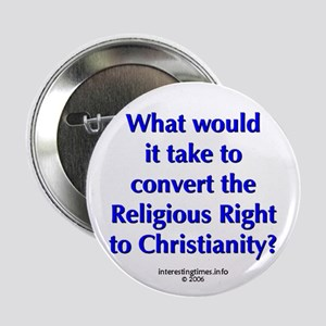 Religious Right Button