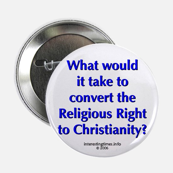 Religious Right Button