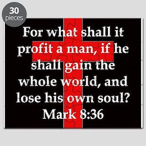 Mark 8-36 Puzzle