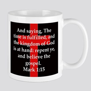 Mark 1-15 11 oz Ceramic Mug