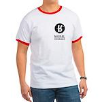 Moral Courage Ringer T-Shirt