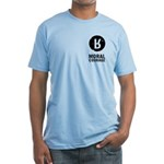 Moral Courage Fitted T-Shirt