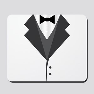 Ring bearer shirt Mousepad