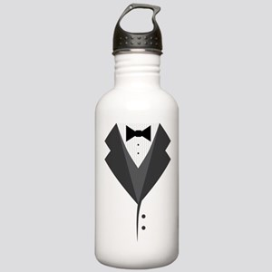 Ring bearer shirt Water Bottle