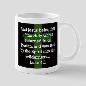Luke 4-1 11 oz Ceramic Mug