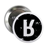 "Moral Courage Black 2.25"" Button"