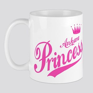 Ankara Princess Mug