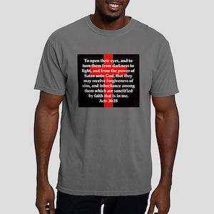 Acts 26-18 Mens Comfort Colors Shirt