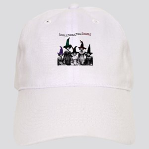 Witches Double Double Toil & Trouble Cap