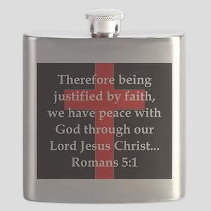 Romans 5-1 Flask