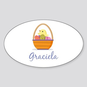 Easter Basket Graciela Sticker