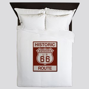 Kingman Route 66 Queen Duvet