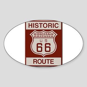 Kingman Route 66 Sticker