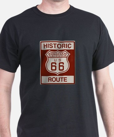 Kingman Route 66 T-Shirt