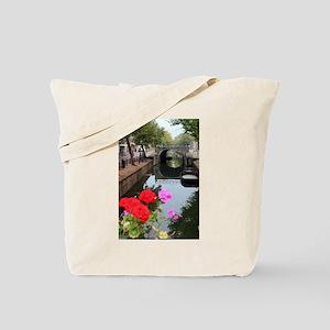 Edam Canal Tote Bag