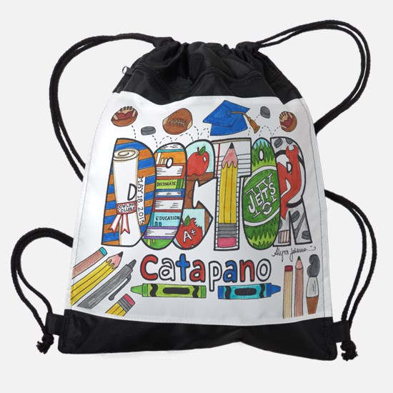 Doctor Drawstring Bag