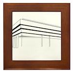 BRUTAL Framed Tile