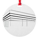 BRUTAL Round Ornament