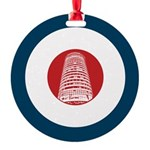 target Round Ornament