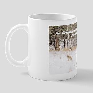 Coyote Composed:  Mug