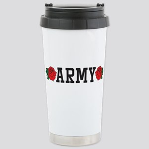 Army 16 oz Stainless Steel Travel Mug