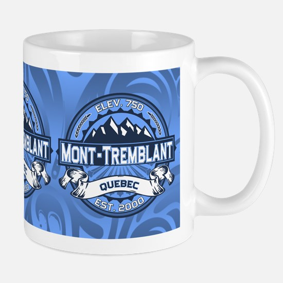 Mont-Tremblant Blue Mug