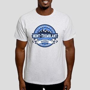 Mont-Tremblant Blue Light T-Shirt
