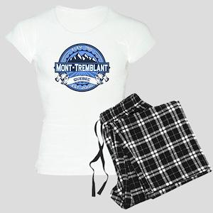 Mont-Tremblant Blue Women's Light Pajamas